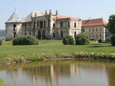 Castelul Banffy de la Bonțida Visit Romania, Palaces, Castles, Portal, Memories, Mansions, House Styles, Travel, Nature