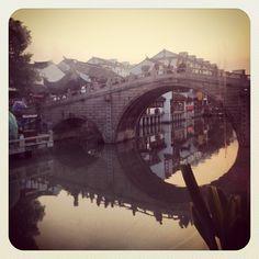 七宝古镇 | Qibao Ancient Town in 上海市, 上海市