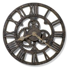 Howard Miller Allentown Wall Clock #clock #decorating