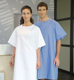 Hospital Gown, Warp Gown, Hospital Apron Made in Bangladesh