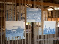 Broome Museum Sailmaker's Shed designed by Creative Spaces | Exhibition Design | Graphic Design | Interpretive Design