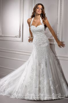 Wedding Dress Featuring Soft Net Skirt Colors Available White