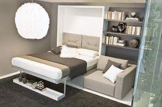 Практичное решение: Встроенная кровать