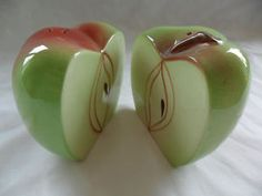 Carlton Ware apple cruet
