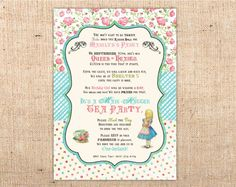 pretty alice invite