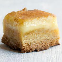Ooey Gooey Butter Cake Bars - My Honeys Place
