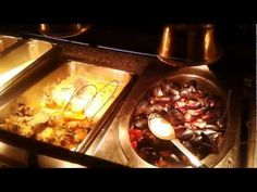 Cheapest Buffet Downtown Vegas - All you can eat for a few dollars! - YouTube