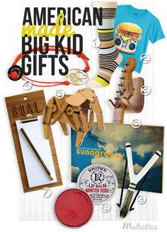 Big Kid Gift Guide