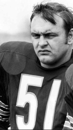 Dick Butkus Chicago Bears: