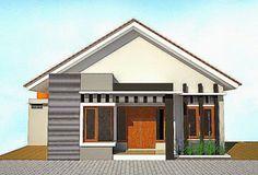 Desain Rumah Minimalis Atap Pelana
