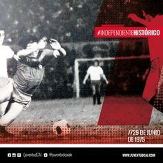 #IndependienteHistorico #Independiente CAMPEÓN de la Copa Libertadores al vencer a Unión Española de Chile por 2 a 0