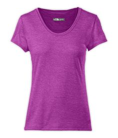 The North Face Women's New Arrivals Shirts & Tops WOMEN'S SHORT-SLEEVE SKYCREST TEE