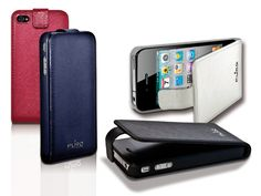 Custodie iPhone 4S Flipper #puroitalianstyle #puro