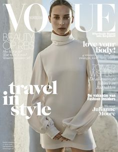 Vogue Netherlands - Vogue Netherlands June 2016 Cover