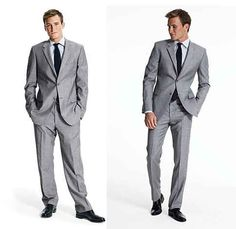 Step 1: Make sure your suit fits. | 16 Ways To Dress Like A Grown Man