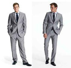 Step 1: Make sure your suit fits.