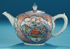 Ancient China teapot