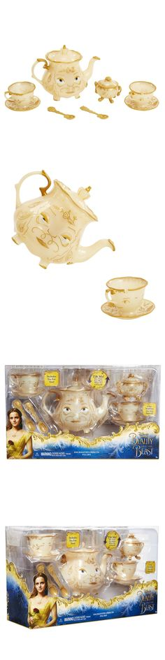 Beauty and the Beast 44033: Disney Beauty And The Beast Live Action Enchanted Tea Set Playset Fast Shipping -> BUY IT NOW ONLY: $35.76 on eBay!