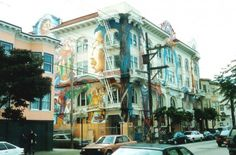 The World's Coolest Neighbourhoods: Mission District, San Francisco - Hubub