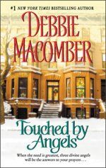 TOUCHED BY ANGELS: Sky's the Limit.  New York City is always in need of miracles, and this Christmas is no exception.  Thank heavens the divinely inspired, if slightly dizzy trio--Shirley, Goodness, and Mercy--have winged in to answer three Christmas wishes and teach a few lessons along the way. #debbiemacomber #touchedbyangels