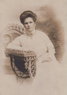 #AncestryContest My Grandfather's mother
