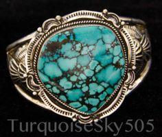 Navajo Chinese Turqoise Bracelet   eBay