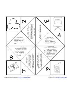 Fortune Teller Ideas Fun And Easy To Create Gifts For Students Birthday Balloons Just