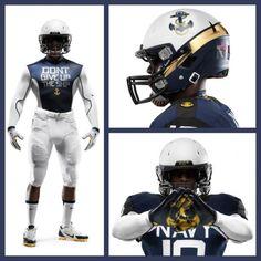 Navy 2013 Army Game Uniform