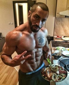 lazar angelov full body - Google Search
