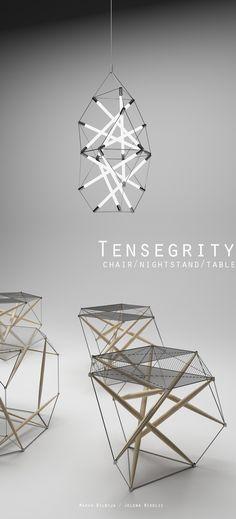 Tensegrity on Behance
