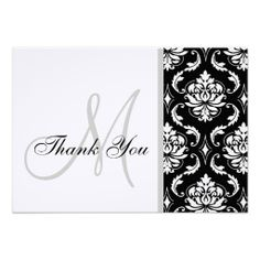 >>>Low Price Guarantee          	Black and White Damask Wedding Thank You Card Invites           	Black and White Damask Wedding Thank You Card Invites today price drop and special promotion. Get The best buyDiscount Deals          	Black and White Damask Wedding Thank You Card Invites Here a ...Cleck Hot Deals >>> http://www.zazzle.com/black_and_white_damask_wedding_thank_you_card_invitation-161370799844915763?rf=238627982471231924&zbar=1&tc=terrest