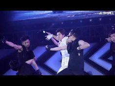 120818 SMTOWN LWT III in SEOUL - 동방신기 (TVXQ) Maximum By DC SY GALL