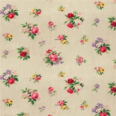 Cath Kidston - Suffolk Rose Digital Wallpaper
