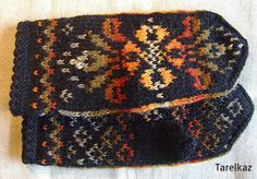 Knit Socks, Knitting Socks, Knitted Hats, My Works, Sorting, Mittens, Gloves, Cozy, Colors