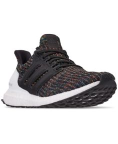 846cae550f62 adidas Men s UltraBoost Running Sneakers from Finish Line - Black 13