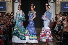 pepa garrido | flamenco fashion | trajes flamenco | fiestas flamenco flamenca | polka dot flamenco dress  Flamenco boutique: flamencoboutique.com Facebook.com/flamencoboutique