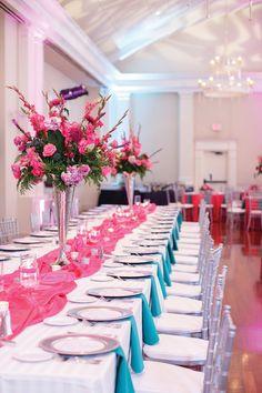 Colorful Nigerian Wedding in Atlanta: Olako + Osahon Nigerian Traditional Wedding, Traditional Wedding Decor, Aqua Wedding, Wedding Art, Wedding Ideas, Wedding Reception Decorations, Wedding Centerpieces, Multicultural Wedding, Bride Gifts