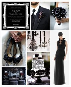 #halloween #wedding boards - Dark Romance