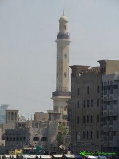 Dubai... Anche se sembra la Lanterna di Genova!!!