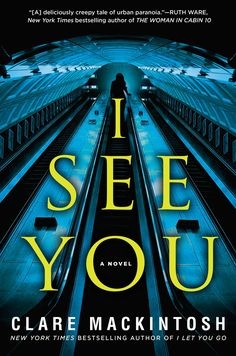 The author of the New York Times bestseller I Let You Go propels readers into a dark and claustrophobic thriller, in which a normal, everyday woman becomes trapped in the confines of her normal, everyday world...  Every morning and evening, Zoe Walker takes the same route to the train station, waits at a certain place on the platform, finds her favorite spot in the car, never suspecting that someone is watching her...  It all starts with a classified ad. During her commute home one night…