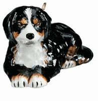 The Pet Set dog {christmas} ornament collection is endorsed by Betty White and benefits the Morris Animal Foundation. Each ornament is an original work of art made from a custom mold by the best European glass blowers. Each piece is a limited edition and is part of an on-going series.
