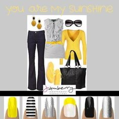 Your Jamberry Nails can accessorize any outfit!