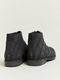 Cherevichkiotvichki Women's Bark Dyed Panel Boots | LN-CC