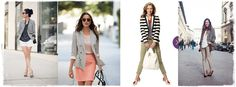 The StyleUp: Trending Wednesdays: Striped Blazers Blog | StyleUp