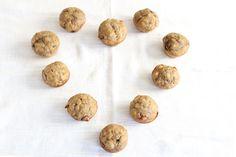 Banana Bread Muffins #banana #bananabread #muffins #snacking! #treat   firsttimefoods.com