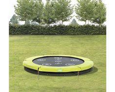 Boden Trampolin Twist Ground Ø 244 grün-grau kaufen bei HORNBACH.ch