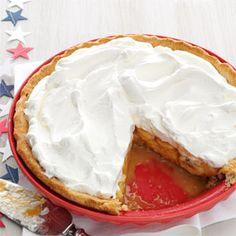 Dulce de Leche Banana Cream Pie Recipe from Taste of Home