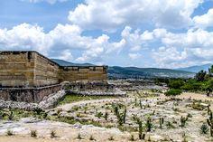 Ciudad de los Muertos, Mitla, Oaxaca, México