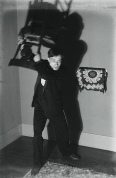 Eli Lotar- Antonin Artaud, Théâtre Alfred Jarry, 1929-1930