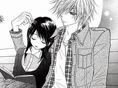 Teru and Kurosaki _Dengeki Daisy Anime Amor, Manga Anime, Dramas, Dengeki Daisy Manga, Ver Youtube, Manga Couple, Cartoon Games, Good Manga, Favim